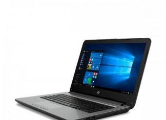 "HP 348 G4 7th Gen i3 14.1"" HD Business Series Laptop"