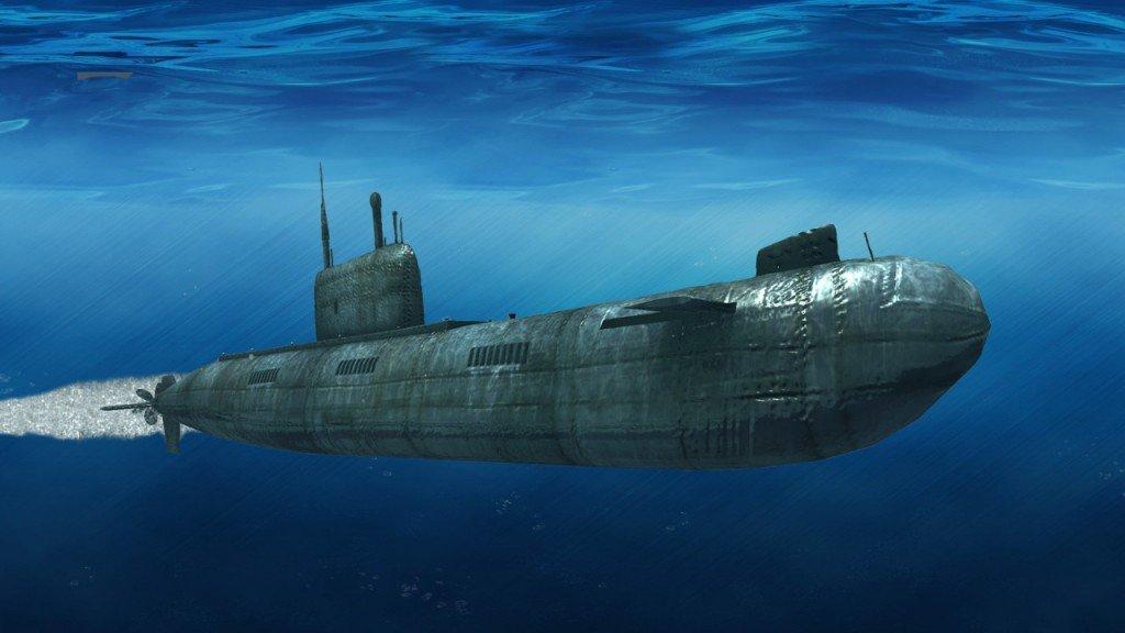 Submarine bangla